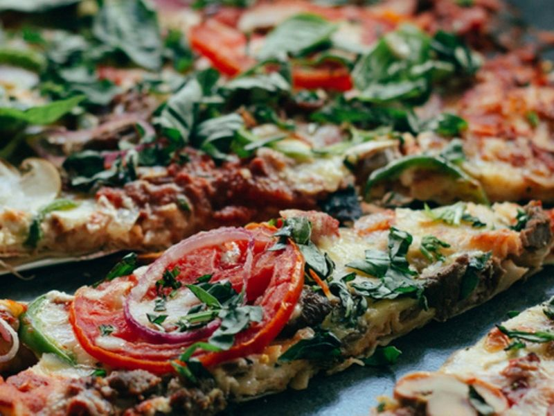 Lowcarb Pizza