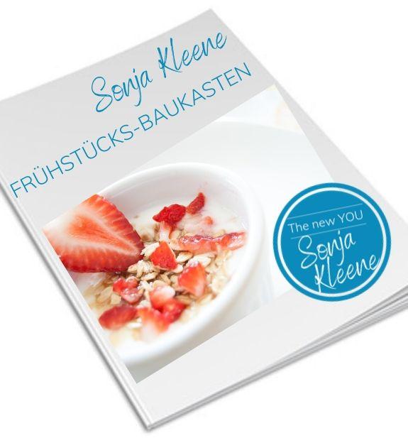 lowcarb Frühstücksbaukasten nach Sonja Kleene