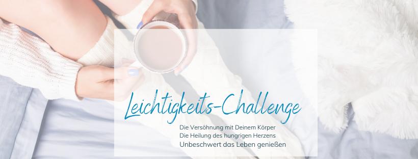 Leichtigkeits-Challenge Cover