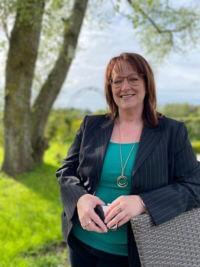 Sonja Kleene zeigt Unzufriedenheit begegnen im kostenlosen Mini-Coaching