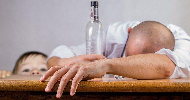 Alkoholsucht Entwicklungstrauma